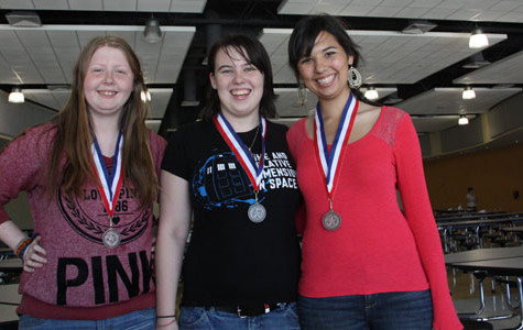 Fifteen students place at academic UIL district meet
