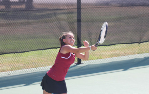 Tennis Q&A with junior Cailey Wiese