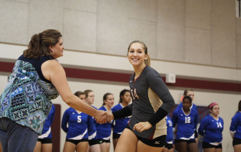 Volleyball Q&A with junior Ashlyn Summerbell