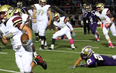 Raiders crush Marble Falls, 29-14