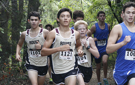 Cross country running toward to district goals