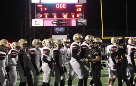 Raiders fall in quarterfinals