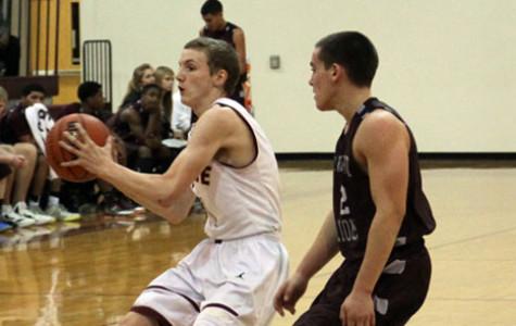 Sophomore guard makes leap to varsity boys basketball team