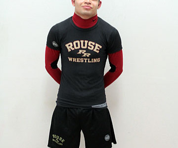 Q&A with junior wrestler Jose Rangel