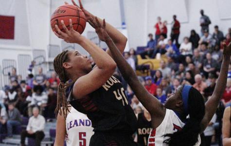 Leander ends varsity girls playoff run in third round