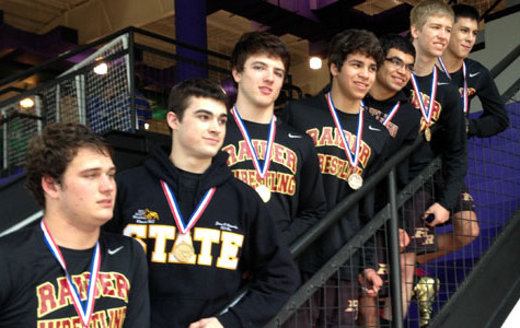 Four wrestlers win regional titles, seven headed to state