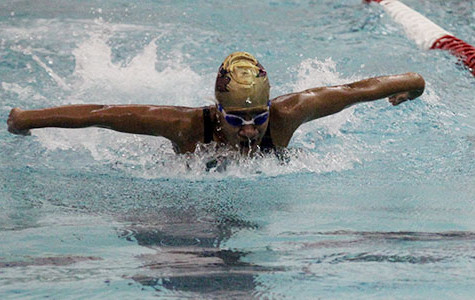 Three swimmers advance to state meet