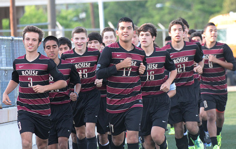 Varsity boys soccer goes four rounds deep in playoffs