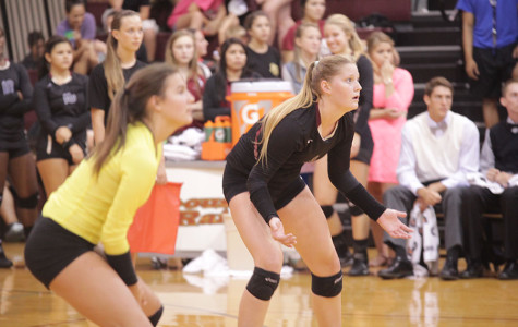 Q&A with varsity volleyball player Emily Hanaway