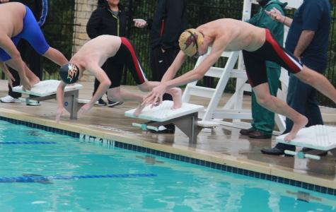 Swim team attends annual meet at UT