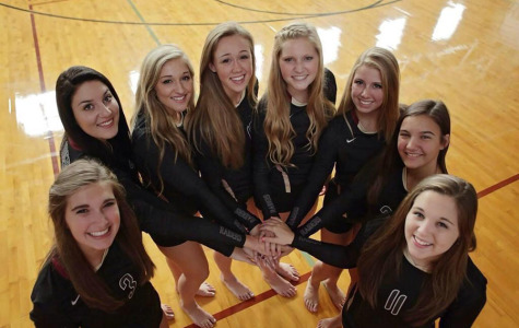 Seniors say goodbye to volleyball