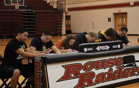National Signing Day: six seniors sign to play in college