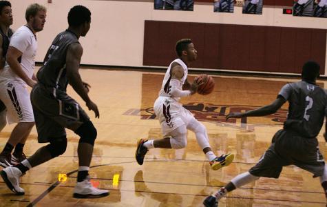 Varsity boys basketball team wraps up season with win