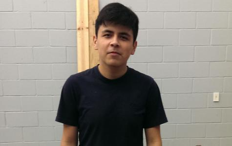 Jonathan Garcia, 12th