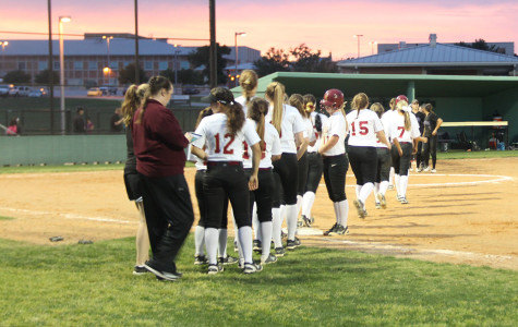 Softball travels to Lake Travis for first round playoff matchup