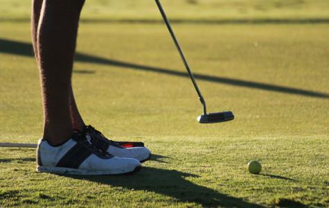 Golf wraps up season at district