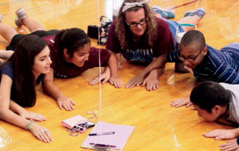 Raider Camp for incoming freshmen Aug. 12-13