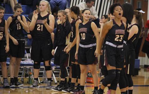 Varsity girls basketball back on the court