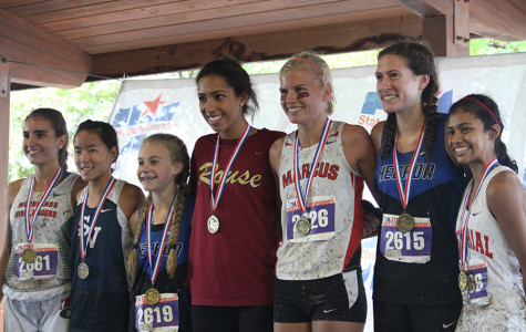 Boreman finishes seventh at state cross country meet