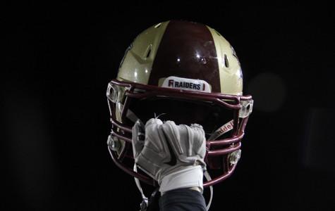 PHOTOS: Varsity football closes out season with Hendrickson loss