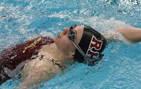 Eight swimmers place at Round Rock meet