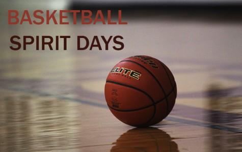 Basketball spirit days