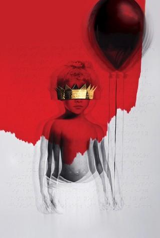 Rihanna's latest album Anti has old school sound, with R&B pop feel
