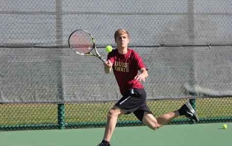 Q&A with tennis player Cameron Dalman