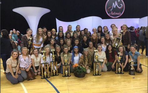 Royals win national championships at dance contest