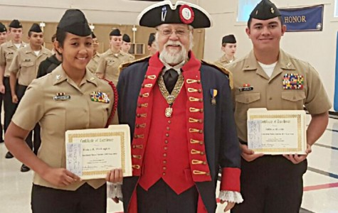 Two ROTC cadets place in essay contest