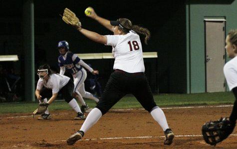 Varsity softball finishes fourth, advances to playoffs