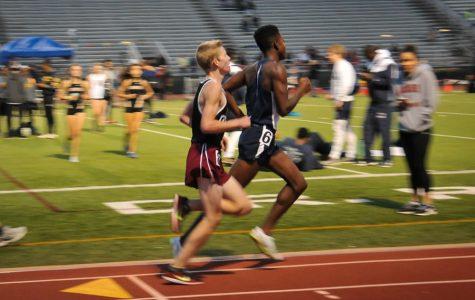 Twenty-three athletes place at district track meet