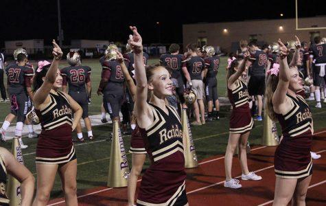 Underappreciated Cheerleader?