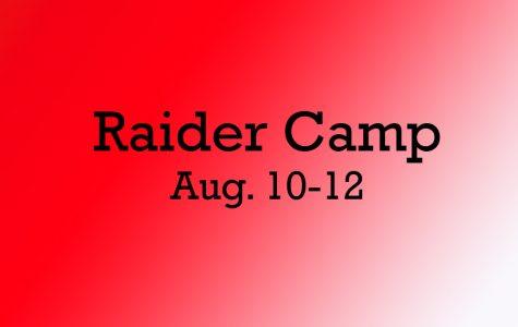 Raider Camp 2016