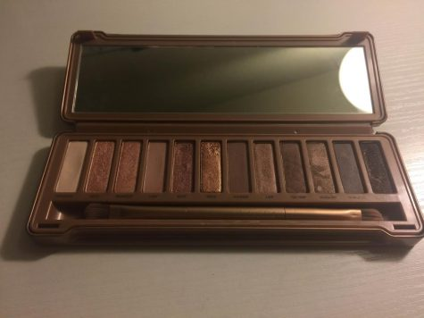 The Urban Decay Naked 3 Palette