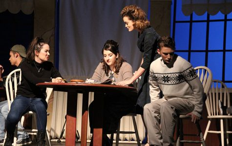 Theatre draws to a close with One Act Play