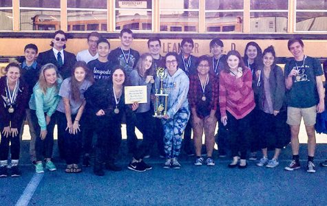 UIL academics wins first sweepstakes