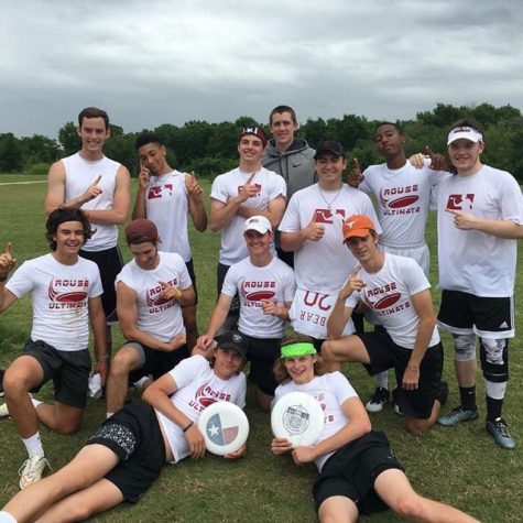 Club Spotlight: Ultimate Frisbee