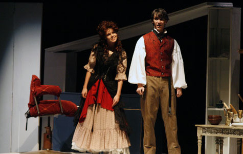 One-Act Play cast wins three awards at district