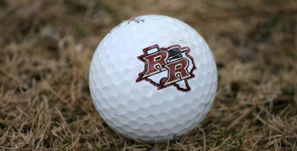 Golf team winds down after district