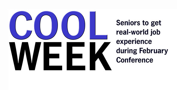 Seniors to get real-world job experience with COOL Week