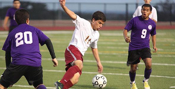 Boys soccer hopes for shot at playoffs