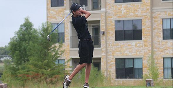 Golf Q&A with freshman Ross Carpenter
