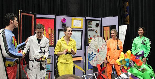 DI team takes second at state, advances to Globals