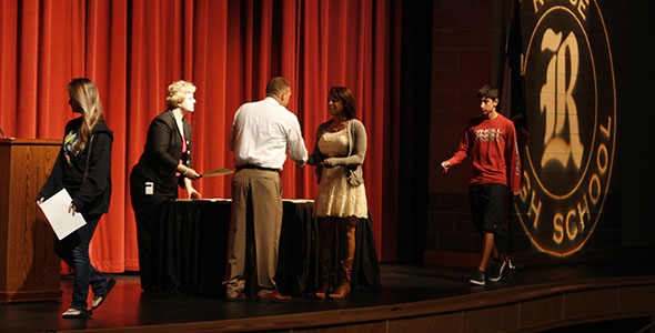 Merit Awards honor students and 10 Ethical Principles