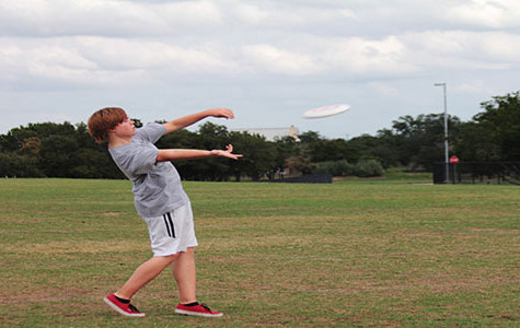 Ultimate fun: Ultimate Frisbee Club starts up, looking for more members