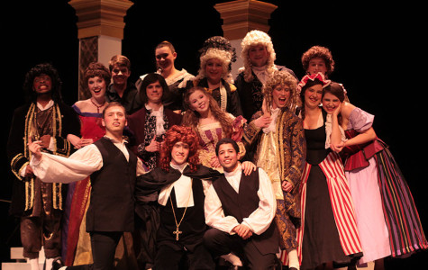 Seven win awards at UIL One-Act Play zone contest