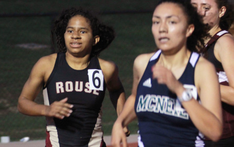 Eight athletes place at area track meet