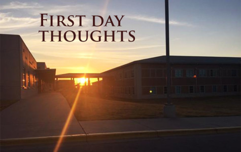 Raiders reflect on first day back to school