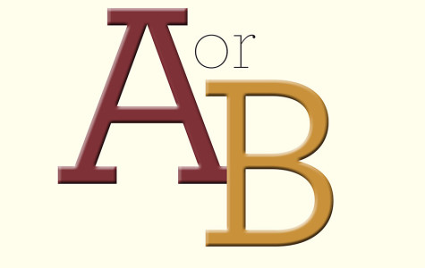 A or B?